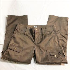 Cache ~ Vintage Cropped Pants